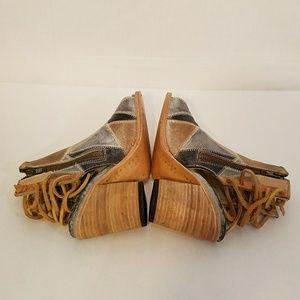 89cafafc7a8 Freebird by Steven Shoes - Freebird by Steven Handmade Bay Patchwork Sandals